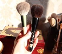 Fude Beauty Chikuhodo FO-1 Powder Brush Review