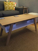 Urbansize Oak Simple Coffee Table Review