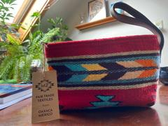 MZ Fair Trade Scarlet Arrow Wristlet Clutch Review