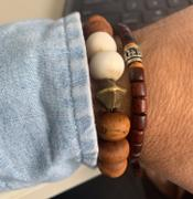 Dharma Shop Men's Bold Bodhi and Naga Shell Bracelet Review