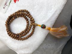 Dharma Shop Sandalwood Meditation Mala Review