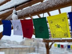 Dharma Shop Traditional Prayer Flags Set of 10 Review