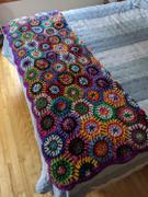 Dharma Shop Large Woolen Hand-Crocheted Blanket Review