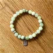 Dharma Shop Relaxation of the Sea Wrist Mala Review