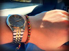 Dharma Shop Hand Knotted Colorful Tibetan Bracelet Review