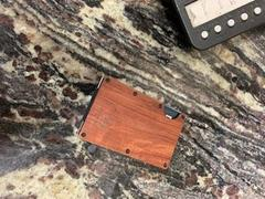 SLYMR SLOAN [GREEN] METAL WALLET Review