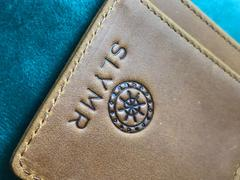 SLYMR LOLA [SADDLE BROWN] LEATHER WALLET Review