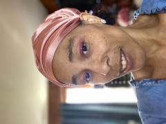 Muaves Pink Quartz Headscarf Review