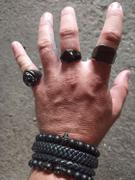 SkeletonHD Aztec Skull Ring - Black Review