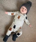 Tobias & the Bear Miffy & Friends romper Review