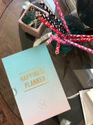 The Happiness Planner® The 100-Day Planner | Mint & Peach Review