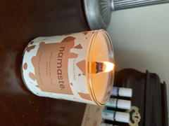 Seventh & Oak Namaste candle Review