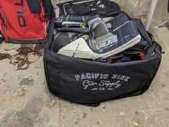 Pacific Rink  Goalie Bag Review