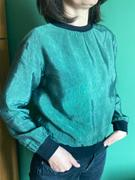 The Assembly Line Shop HIGH CUFF SWEATER PATTERN Review