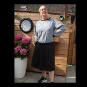 The Assembly Line Shop THREE PLEAT SKIRT PATTERN Review