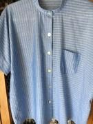 The Assembly Line Shop CAP SLEEVE SHIRT PATTERN Review