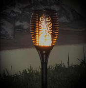 Sporal Solar-Powered Flame Torch Lamp Review