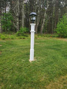 Outdoor Solar Store Solar Imperial II Pole Mount Lamp Review
