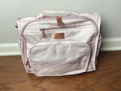 JuJuBe Intl., LLC B.F.F. Diaper Bag - Enchanted Garden Review