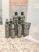 Lu's Wigs Complete 7 piece alternative hair care line Review