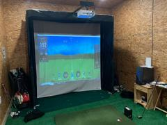 Rain or Shine Golf The Net Return Projector Mount Kit Review