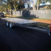 FabPlans 14'x7' Flatbed Trailer Plans Review