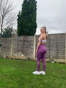 V3 Apparel Uplift Seamless Leggings - Purple Marl Review