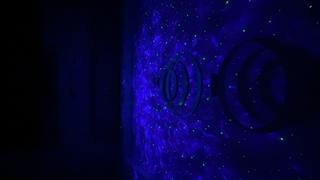 مراجعة Auralamps Galaxy Projector ™