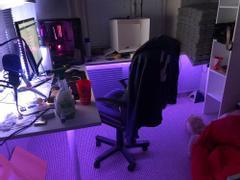 مراجعة شريط إضاءة غرفة Auralamps