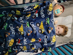 audrey-and-bear On the Hunt | Big Kid Blanket Review
