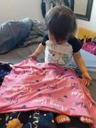 audrey-and-bear Sunshine Rainbows | Pillow Case Review
