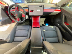 TESBROS Limited Edition Valentine's Day Model 3 / Model Y Interior Bundle Review