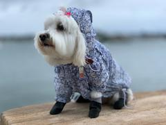 Sebastian Says Liberty Raincoat - Floral Black Review