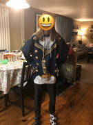 Gearhumans Gearhumans Hoodie Custom Marquis de Lafayette Apparel Review