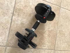 Ativafit 71.5 lbs Adjustable Dumbbell (Single) Review