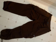 G-Style USA Men's Solid Fleece Heavyweight Cargo Sweat Pants Review