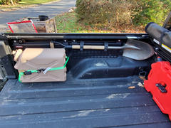 BuiltRight Industries Bedside Rack System - 4pc Kit | Jeep Gladiator - 2020 Review