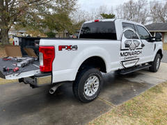 BuiltRight Industries Bedside Rack System - 4pc Kit | Ford F-250, F-350 (2017-2020) Review