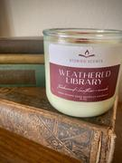 Storied Scents Weathered Library Review