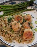 KnowSeafood Wild Sea Scallops - Full Pound! Review