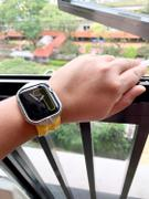 GRAY® CYBER BAND® Yellow Apple Watch Band Review