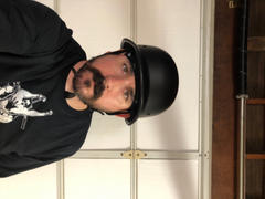 Bikerhelmets.com Mayan Germanator Beanie Flat Black Review