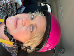 Bikerhelmets.com Women's SOA Pink Metal Flake Beanie Review