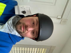 Bikerhelmets.com SOA inspired DOT Beanie Flat Black No Peak Review