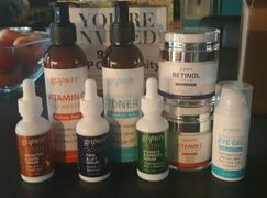 goPure Beauty Complete 8 Product System with Actives Serums Review