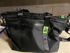 DIME BAGS® The Convoy | Smell Proof Lockable Tote | Omerta by Dime Bags Review
