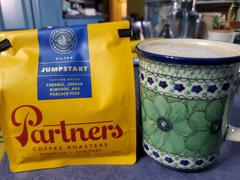 Partners Coffee Jumpstart Review