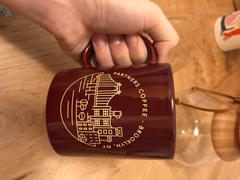 Partners Coffee Cityscape Mug Review