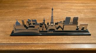 CutMaps Paris Skyline Review