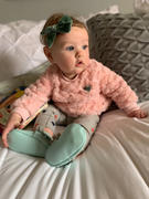 BirdRock Baby Seafoam Green Baby Moccasins Review